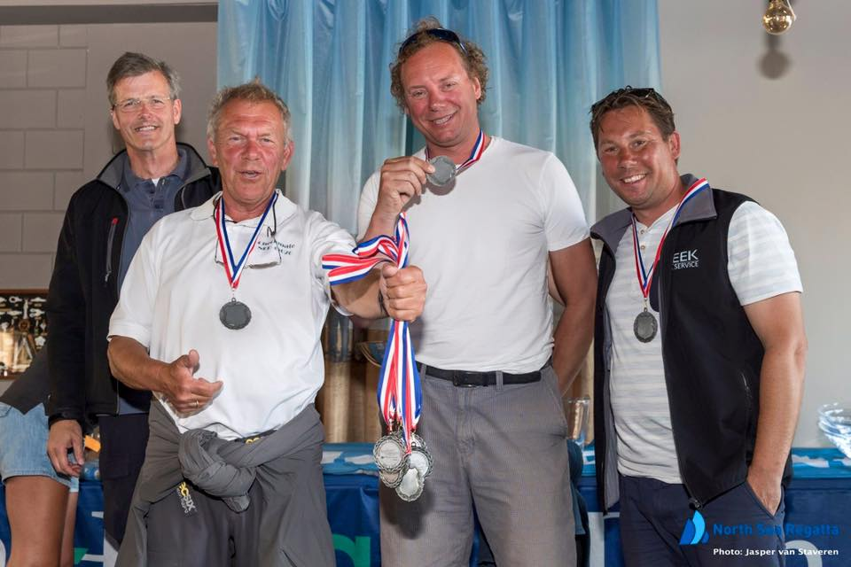 NORTH SEA REGATTA 2017 NK ORC EN IRC